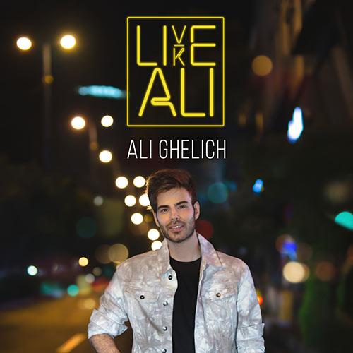 دانلود آهنگ علی اکبر قلیچ به نام Live Like Ali